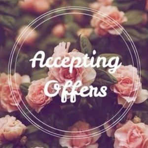 🌸 All Offers Considered